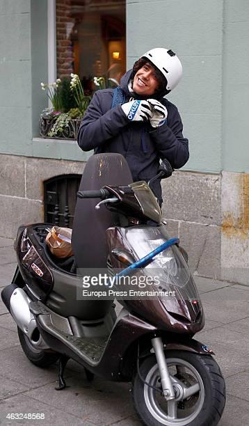 Alberto Herrera Montero is seen on February 11 2015 in Madrid Spain
