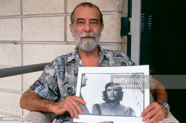 Alberto Korba auteur de la photographie de Che Guevara qui a fait le tour du mondeCuba 19960000 Alberto Korba auteur de la photographie de Che...