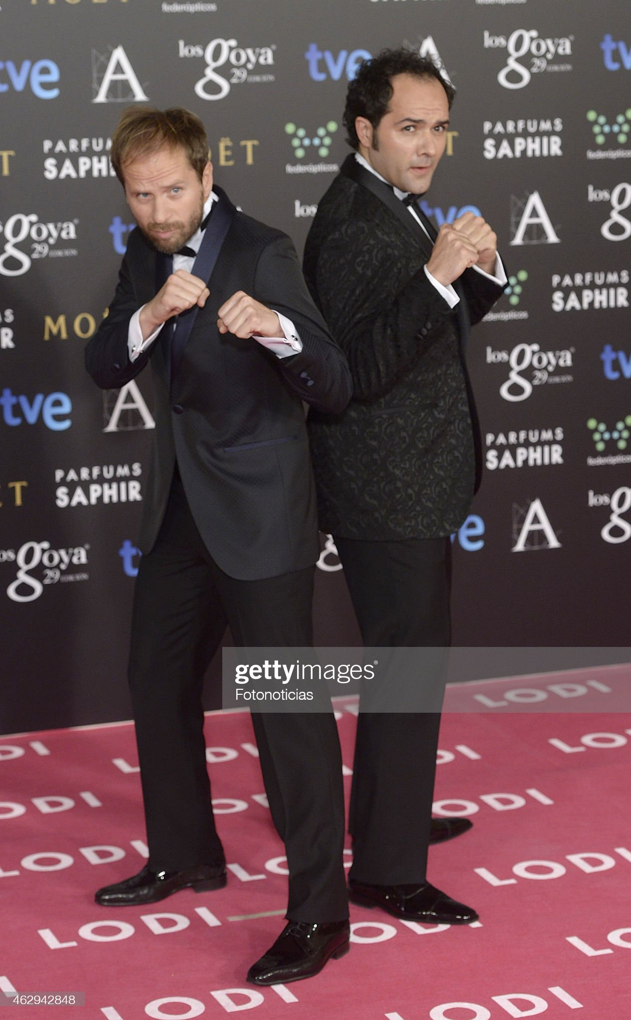 ¿Cuánto mide Alfonso Sánchez? - Altura Alberto-lopez-and-alfonso-sanchez-attend-goya-cinema-awards-2015-at-picture-id462942848?s=2048x2048