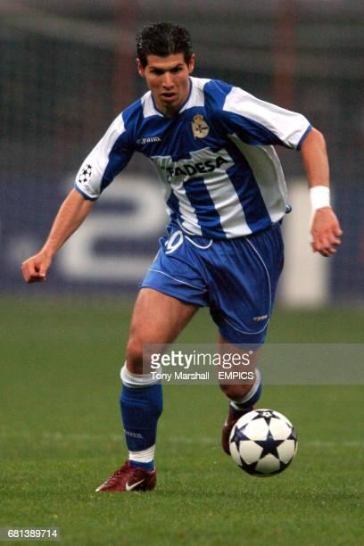 Alberto Luque Deportivo La Coruna