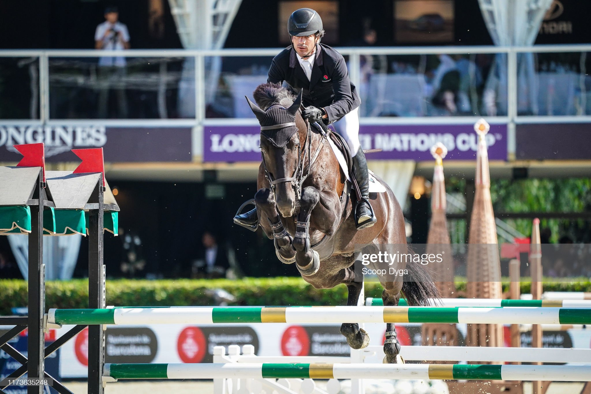 Longines FEI Jumping Nations Cup Final : News Photo