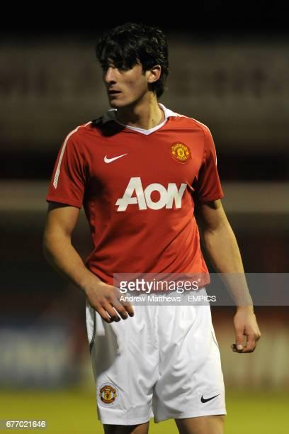 Alberto Massacci Manchester United