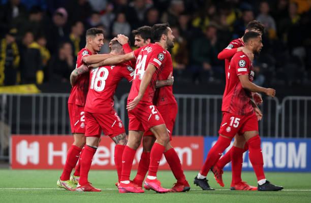 CHE: BSC Young Boys v Villarreal CF: Group F - UEFA Champions League