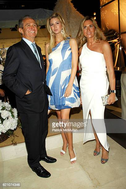 Alberto Palatchi Ivanka Trump and Susan Palatchi attend Pronovias Commemorates the Opening of the NY Flagship Store with New Yorkers For Children at...