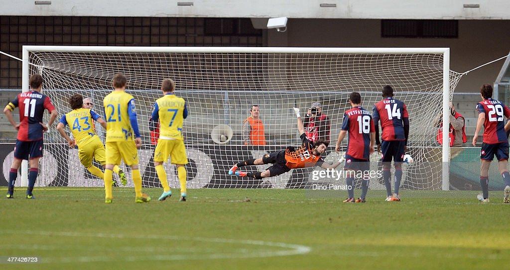 AC Chievo Verona v Genoa CFC - Serie A : ニュース写真