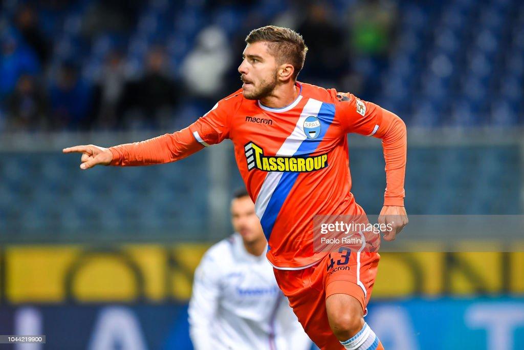 UC Sampdoria v SPAL - Serie A : News Photo