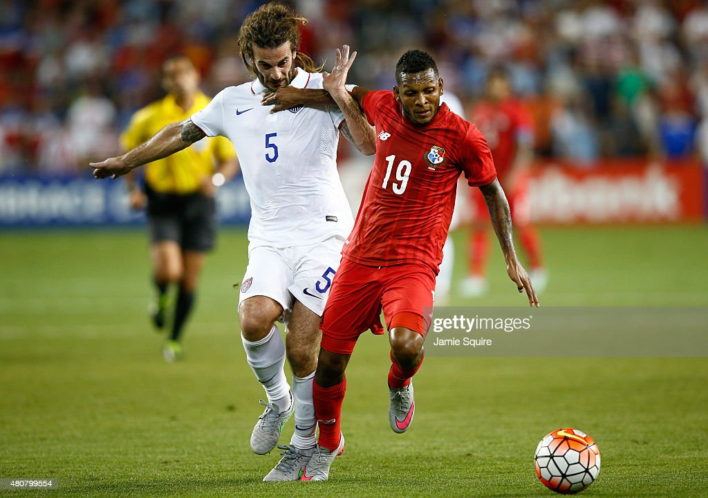 Panama v United States: Group A - 2015 CONCACAF Gold Cup : News Photo