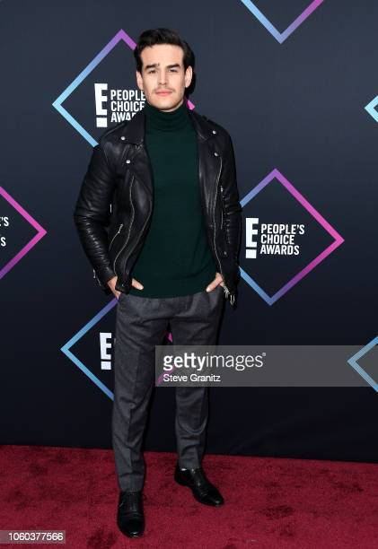 Alberto Rosende attends the People's Choice Awards 2018 at Barker Hangar on November 11 2018 in Santa Monica California