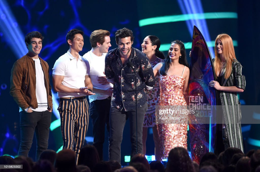 FOX's Teen Choice Awards 2018 - Show : Nieuwsfoto's