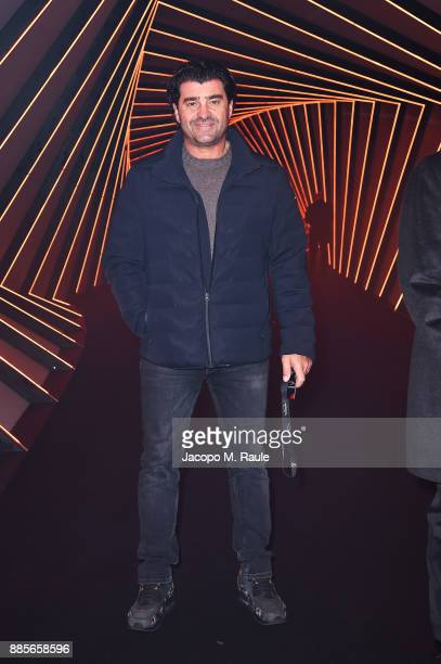 Alberto Tomba attends LAMBORGHINI URUS WORLD PREMIERE on December 4 2017 in Sant'Agata Bolognese Italy