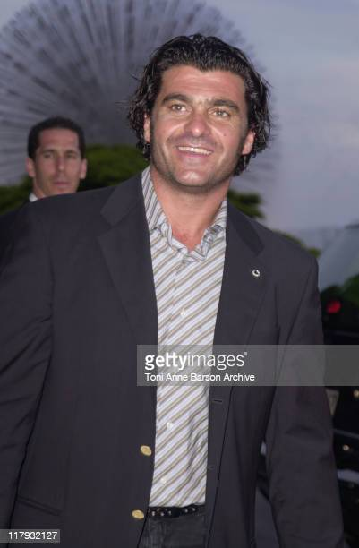 Alberto Tomba during Laureus World Sports Awards Dinner and Silent Auction Arrivals at Monte Carlo Sporting Club in Monte Carlo Monaco