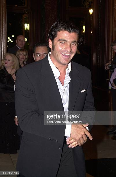 Alberto Tomba during World Music Awards 2002 PreAwards Cocktail at MonteCarlo Casino in MonteCarlo Monaco