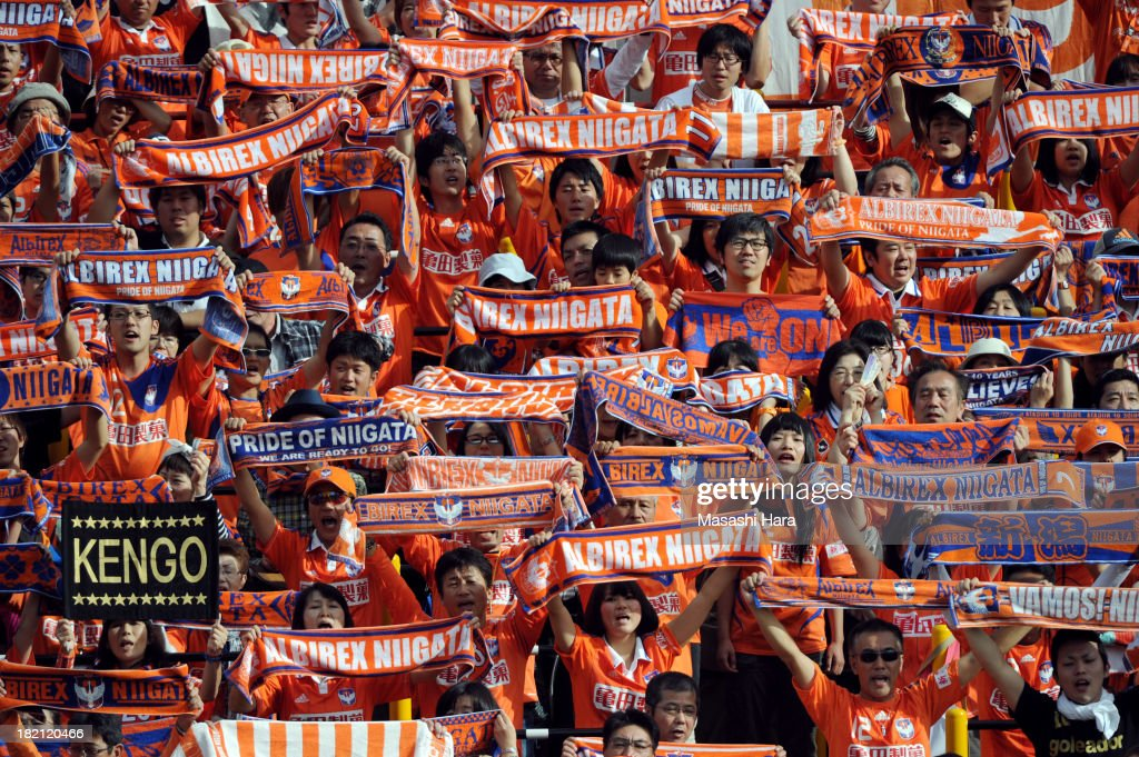 Kashiwa Reysol v Albirex Niigata - J.League 2013 : News Photo