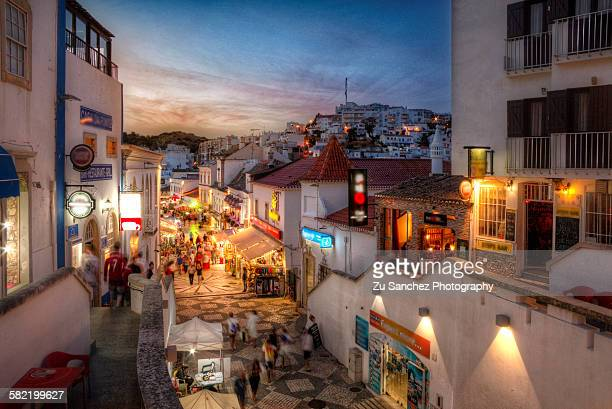albufeira - albufeira stock pictures, royalty-free photos & images
