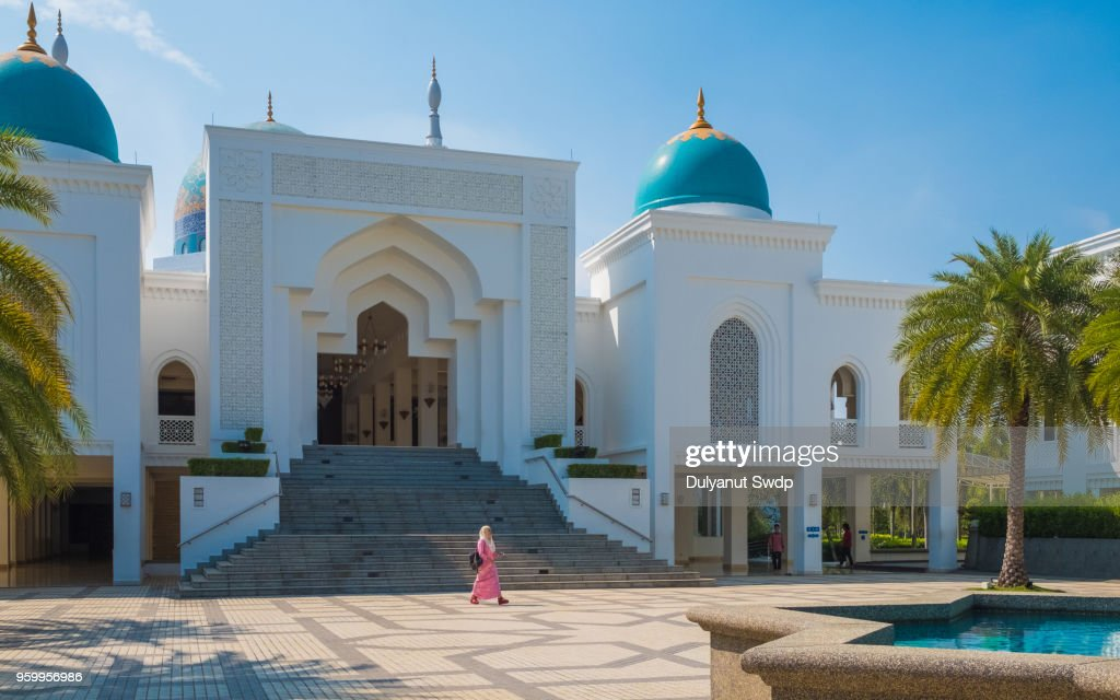 Albukhary Mosque : Stock-Foto