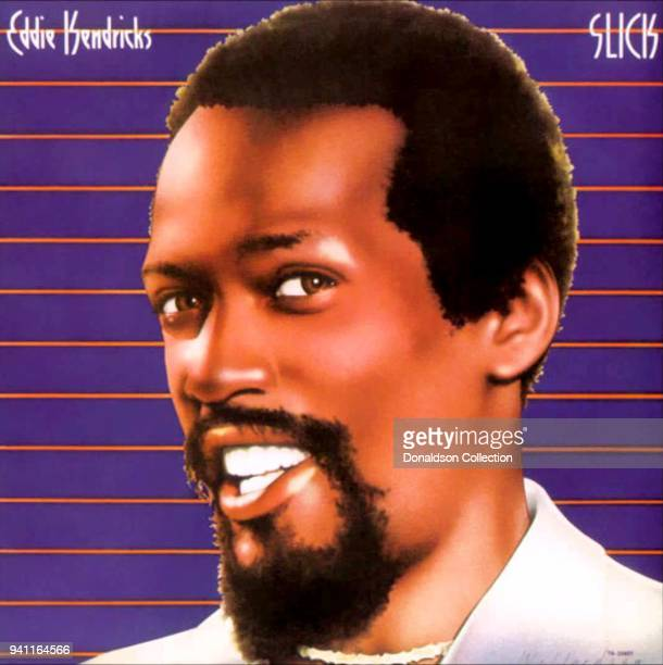 Album cover for Eddie Kendricks 'Slick' which was released in 1977