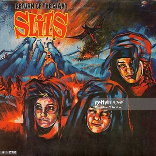 Album cover for the band The Slits 'Return of the Giant Slits' which was released in 1980