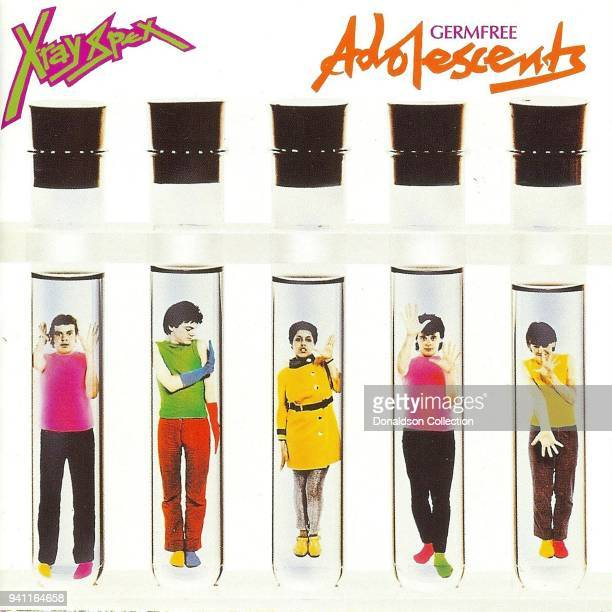 Album cover for the band XRay Spex 'Germfree Adolescents' which was released in 1978