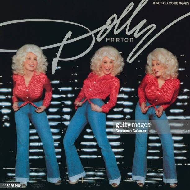 """Album cover for """"The Fairest of Them All"""" by Dolly Parton which was released in 1977."""