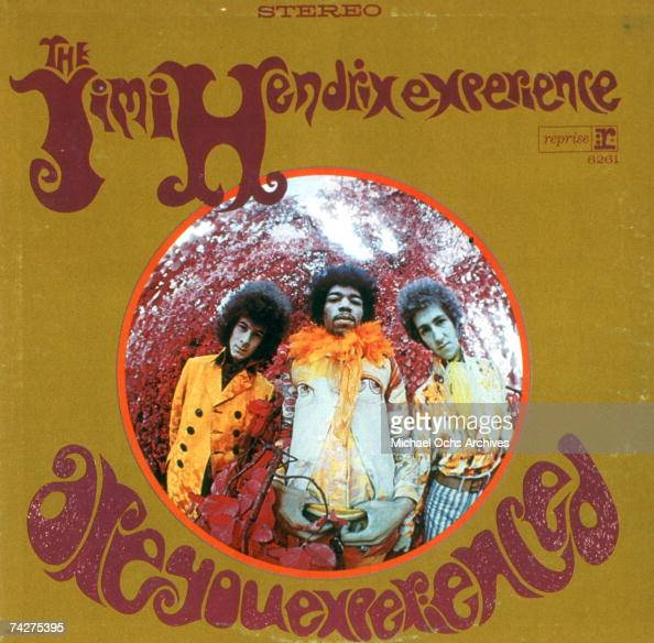 album cover for the rock band 39 jimi hendrix experience 39 record 39 are news photo getty images. Black Bedroom Furniture Sets. Home Design Ideas