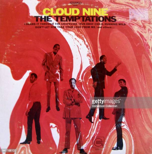 Album cover for The Temptations 'Cloud Nine' which was released in 1969