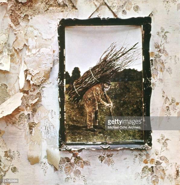 """Album cover of """"Led Zeppelin IV""""."""