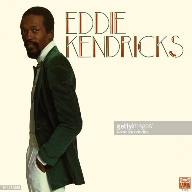 Album cover the Eddie Kendricks selftitled album which was released in 1973