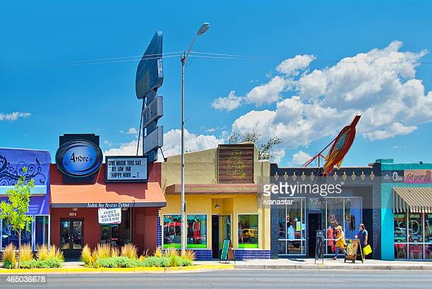 Albuquerque Central Avenue-Route 66