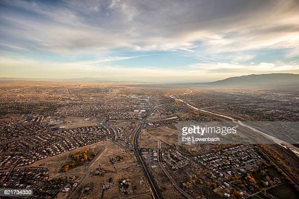 Albuquerque from the Air