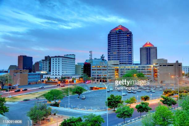 albuquerque, new mexico - new mexico stock pictures, royalty-free photos & images