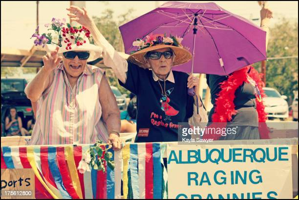 CONTENT] Albuquerque New Mexico Pride parade parade women seniors protest support community gay rights equality sexuality equal rights samesex...