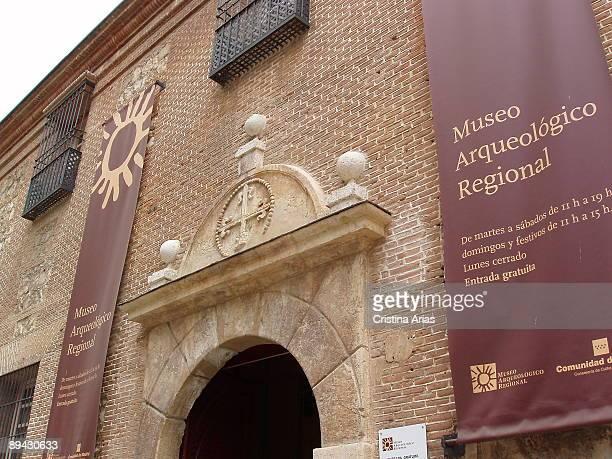 Alcala de Henares Madrid Archaeological Museum