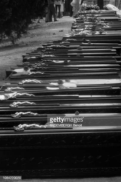 Alcanar Espagne Le 11 juillet 1978 un camionciterne transportant 25 tonnes de propène explose à proximité du terrain de camping Los Alfaques situé en...