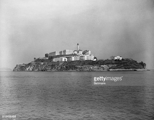 Alcatraz America's best known prison basks in the sun atop island in San Francisco Bay here Nicknamed 'The Rock' Alcatraz was fast becoming the...