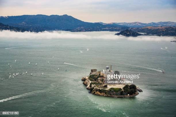 Alcatraz island at San Francisco