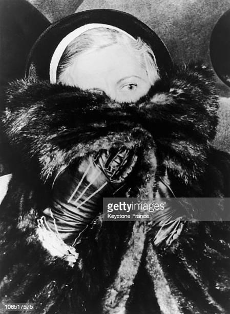 Alcatraz Island Mae Capone Al Capone Wife In 1945