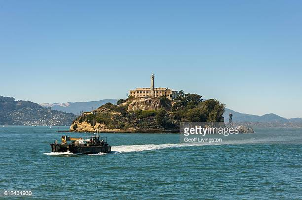alcatraz island - alcatraz stock photos and pictures