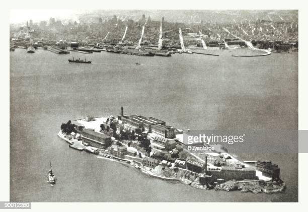 Alcatraz Island San Francisco CA