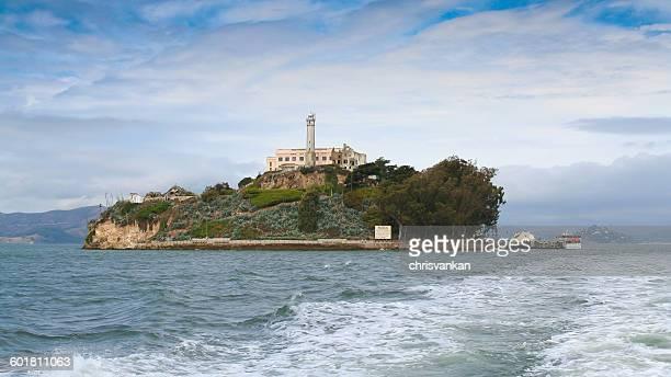 Alcatraz island, San Francisco, California, America, USA