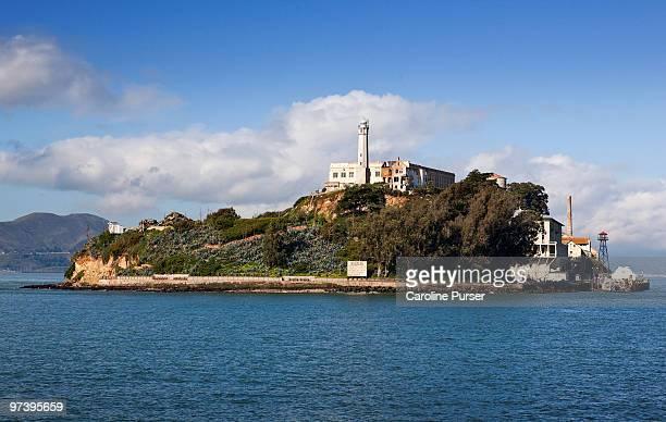 Alcatraz, San Francisco Bay, California, USA