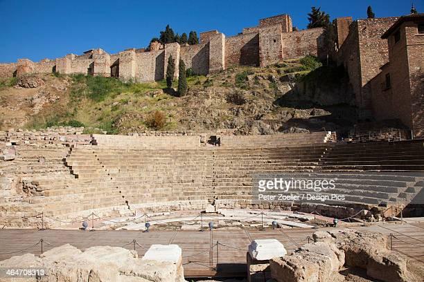 Alcazaba And The Amphitheatre