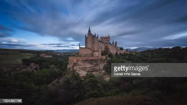 Alcazar de Segovia, Segovia, Spain.