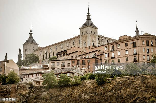 Alcazar of Toledo, Spain