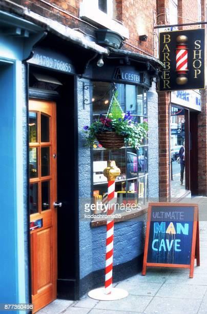 Alcester high street UK