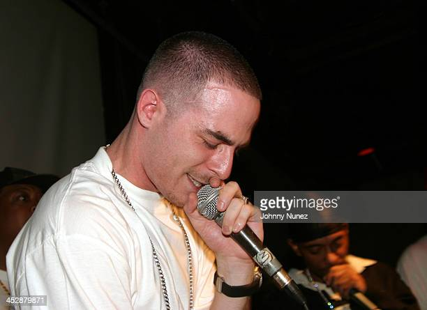 Alchemist during Alchemist Album Realease Party and Concert September 22 2004 at SOB in New York City New York United States