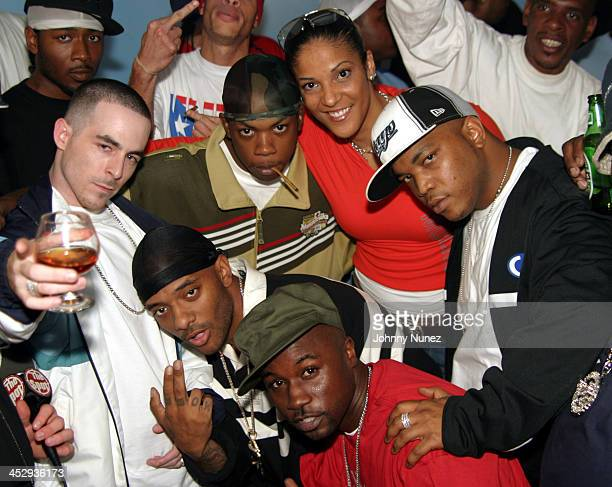 Alchemist JHood Steph Luva Mobb Deep and Styles P