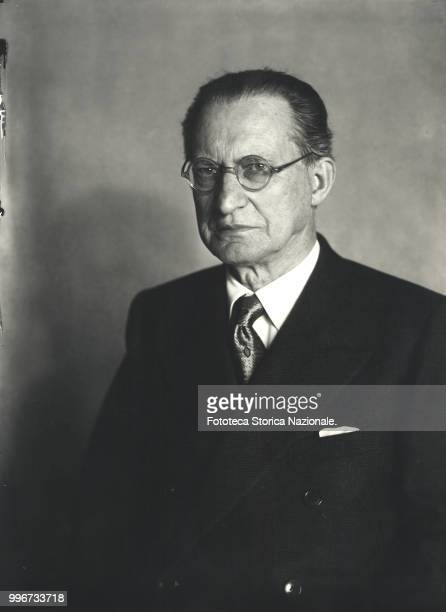 Alcide De Gasperi politician deputy for the Popular Party antifascist he was arrested in 1927 and remained in prison for 16 months After the second...
