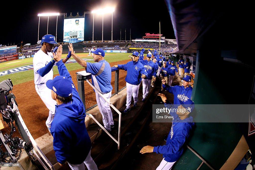 World Series - San Francisco Giants v Kansas City Royals - Game Six : News Photo