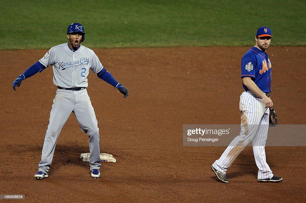 World Series - Kansas City Royals v New York Mets - Game Five : News Photo