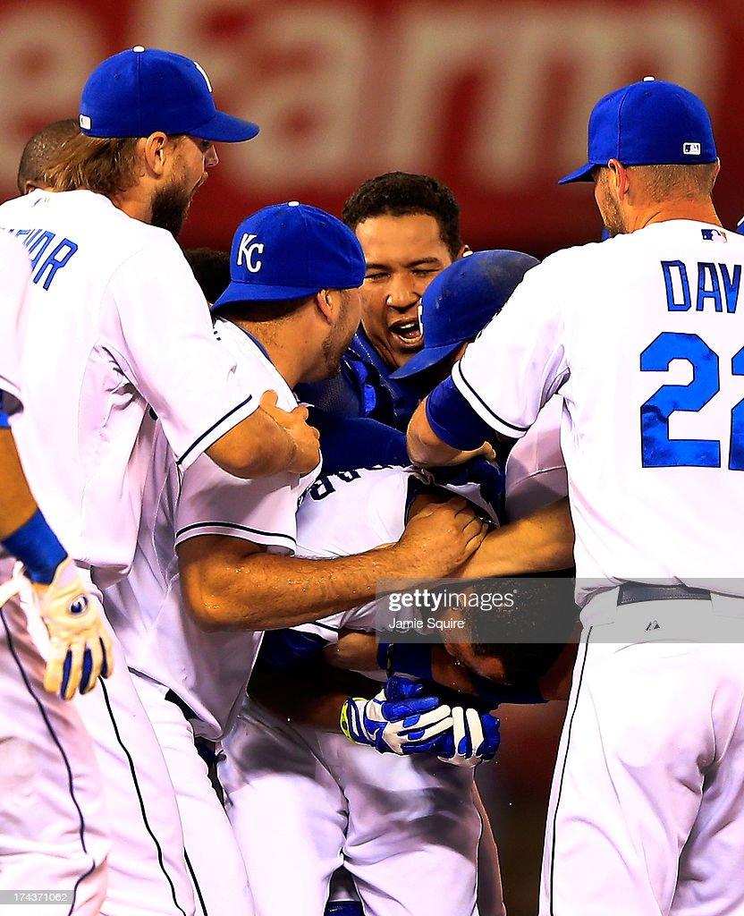 Baltimore Orioles v Kansas City Royals : News Photo